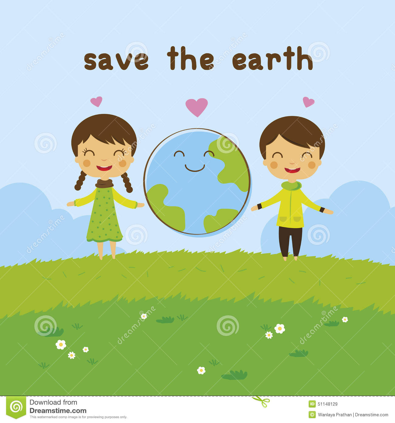 clipart save the earth - photo #28